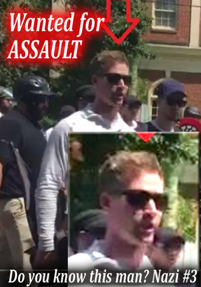 Charlottesville NeoNazis march Unite the White Aug 12, 2017