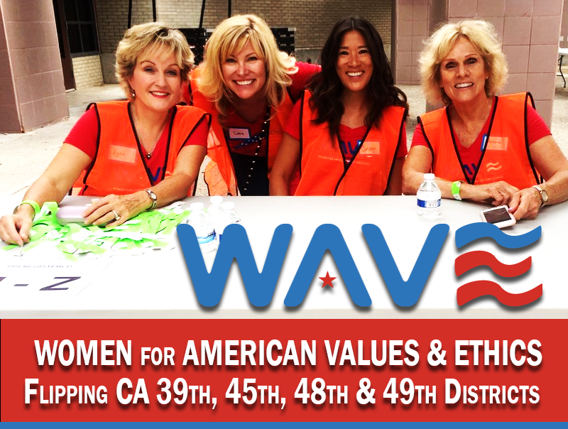 WAVE- Women for American Values & Ethics